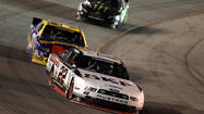 RICHMOND, Va. -- Polesitter Brad Keselowski held off Kevin Harvick in a 12-lap run to the finish to win Friday night's ToyotaCare 250 at Richmond International Raceway.
