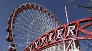 The competition last week published a story about plans at Navy Pier for park operations manager Clinton Shepherd to earn a spot in the Guinness Book of World Records by riding the signature Ferris wheel for 48 hours.