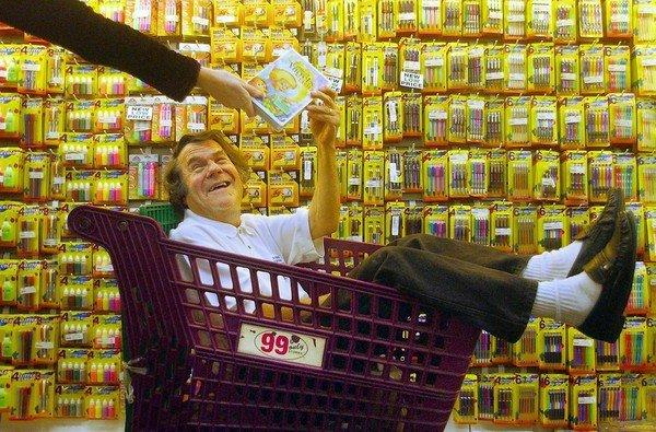 Dave Gold, founder of 99 Cents Only Stores, has died.