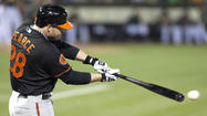 "OAKLAND, Calif. -- The Orioles rode eight strong innings from Wei-Yin Chen and a key hit from Steve Pearce to <a href=""http://www.baltimoresun.com/sports/orioles/bal-weiyin-chen-tosses-8-scoreless-innings-as-orioles-beat-as-30-20130426,0,2301568.story"" target=""_blank"">a 3-0 win over the Oakland Athletics on Friday night</a>."