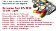 Local law enforcement agencies, Roanoke Area Youth Substance Abuse Coalition (RAYSAC), the