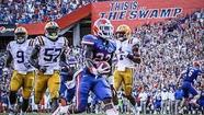 Gators running back Mike Gillislee entered last season a career back-up, but ended it as an NFL prospect.