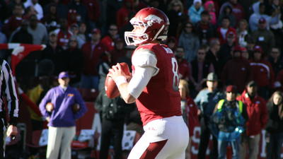 Arkansas Razorbacks: Hogs QB Tyler Wilson drafted by the Oakland Raiders