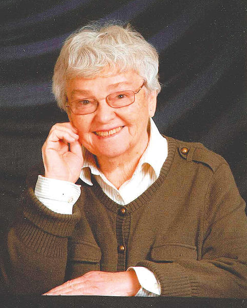 This parish directory photo of Genny Wagner was taken within the past several months.