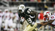 Former UCF running back Latavius Murray was selected by the Oakland Raiders in the sixth round of the NFL Draft with the 181st overall pick on Saturday.