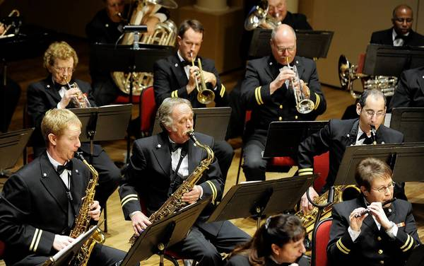 The Allentown Band performs Sunday in a benefit for the Liberty Bell Museum in Allentown.
