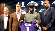 Ravens' 2013 draft picks [Pictures]