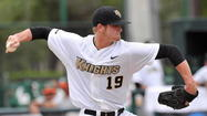 The night after a masterful performance from pitcher <strong>Chris Matulis</strong>, UCF baseball looked to capture its third consecutive weekend series with a win Saturday night over Houston.