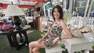 "If Teri Hatcher could snag a few items from her own celebrity yard sale, they would include a cashmere sweater from Ellen DeGeneres' closet and a pair of ""really sexy"" high heels from ""Modern Family"" star Julie Bowen."