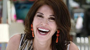 Photo Gallery: Teri Hatcher holds yard sale at Americana at Brand