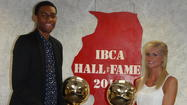 Parker, Buss collect Mr., Ms. Basketball awards