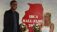 Mr. and Ms. Basketball of Illinois