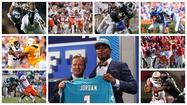 DAVIE — This was after the draft finished Saturday, after the seventh  round ended, after the phones finally stopped the offseason shopping that will go a long way toward saying if this latest era of the Dolphins is a success or not.