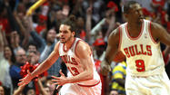 "The primal screams and ""jazz hands"" gestures keep coming from Joakim Noah, and for good reason."