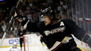 Teemu Selanne was asked what most influenced the Ducks' run to the Western Conference No. 2 seeding in the Stanley Cup playoffs that probably begin Tuesday against the Detroit Red Wings.