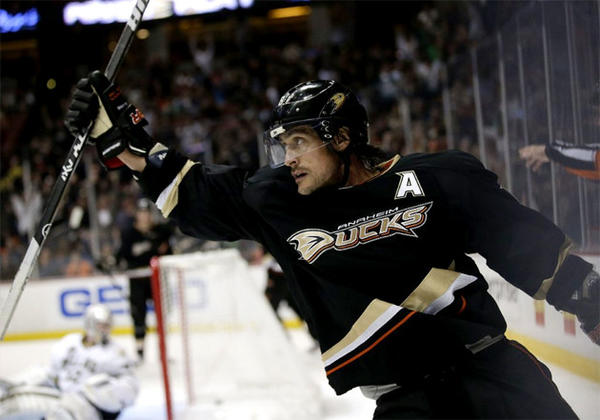 Ducks' Teemu Selanne says that pride was the greatest influence of Anaheim's success this season.