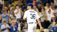 Things seemed to be going so well for the Dodgers on Saturday, they could almost momentarily forget their burgeoning injury list.