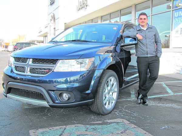 With available seven-passenger seating, the 2013 Dodge Journey offers the flexibility and refinement of larger, more expensive crossovers, said Caleb Fairchild, a sales consultant for Hall Chrysler Dodge Jeep Ram in Mishawaka.