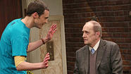Bob Newhart is back in prime time, and TV's most popular sitcom has him.