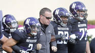 It's not unusual for Northwestern to get shut out of the NFL draft. But from a team that won 10 games with victories over Michigan State, Syracuse, Vanderbilt and Mississippi State?