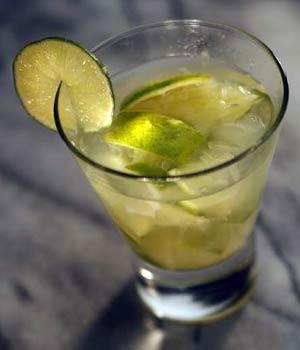 A caipirinha perfectly captures the restless, vibrant spirit of Brazil.