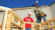 A new Habitat for Humanity Home in Glen Ellyn