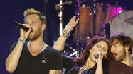 "INDIO — ""Thank you, Coachella!"" shouted Charles Kelley from the main stage Saturday night at Stagecoach — and, sure, he might've been referring to the desert valley in which the Empire Polo Club is located. More likely, though, was that Lady Antebellum's frontman momentarily forgot which festival he was headlining."