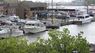 A $1.5 million federal grant will help pay for rebuilding the downtown Annapolis City Dock, including upgrades to stormwater management controls to reduce frequent flooding.