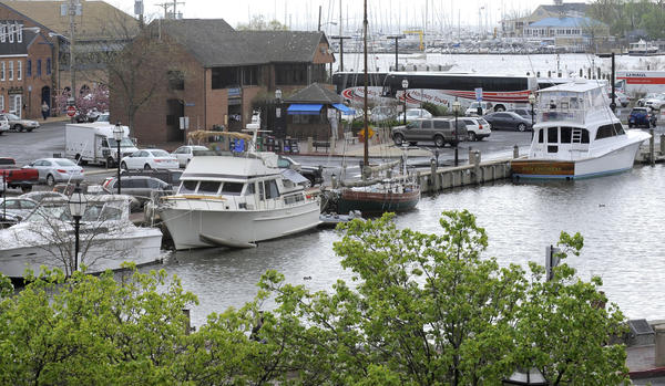 Annapolis has received a $1.5 million grant to aid its repairs of the historic City Dock.