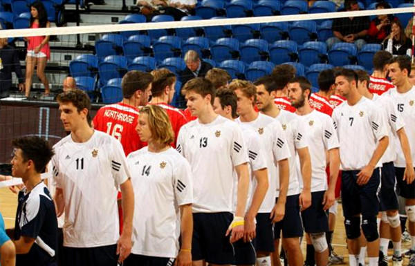 The UC Irvine men's volleyball team was ranked No. 3 in the nation at the end of the regular season.