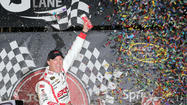 Kevin Harvick wins at RIR