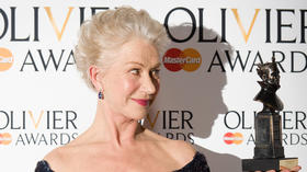 Helen Mirren wins Olivier Award for 'The Audience'