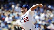 Clayton Kershaw was back as the kind of dominant pitcher no opposing team wants to be within several continents of, which, as it turned out for the Dodgers, was a much-needed thing.