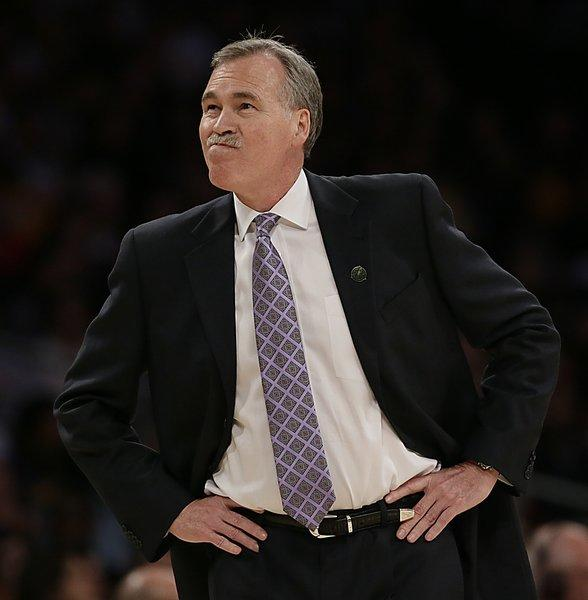 """We got a lot more athletic this year and we have better shooting,"" Lakers Coach Mike D'Antoni says of the Lakers' off-season rejiggering."