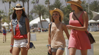 Stagecoach 2013: Goodbye, Coachella; hello, country music