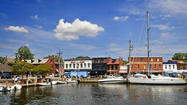 A proposal to reshape City Dock in Annapolis is drawing criticism from traditionalists, who say taller buildings and other ideas to spur economic development could spoil the Colonial-era character and Chesapeake Bay views of the historic waterfront.