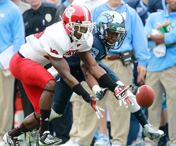 The Bears signed North Carolina State corner C.J. Wilson as a free agent.