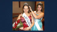 BERLIN — Alyssa Weigle, 19, of Stonycreek Township was crowned 2012-2013 Somerset County Dairy Princess during a coronation ceremony at Berlin Alliance Church Friday.