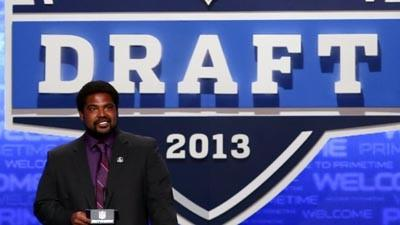 Baltimore Sun reporters grade the Ravens' 2013 NFL draft