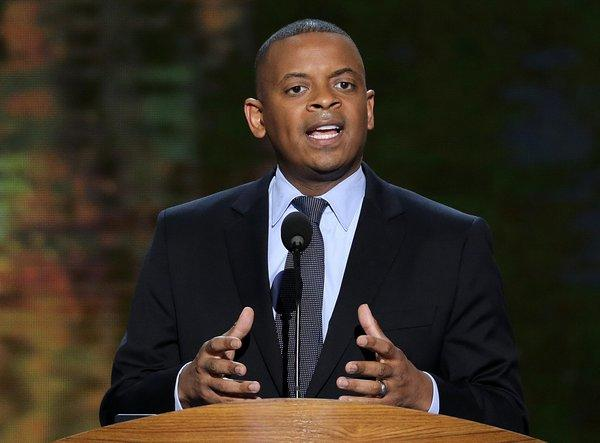 Charlotte, N.C., Mayor Anthony Foxx is expected to be named by President Obama as the new transportation secretary.