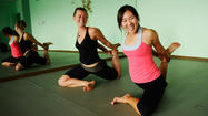 Top 10 U.S. cities for yoga