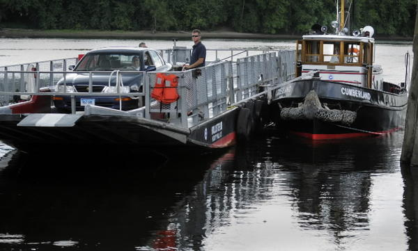 The Rocky Hill-Glastonbury ferry service will start on May 10.