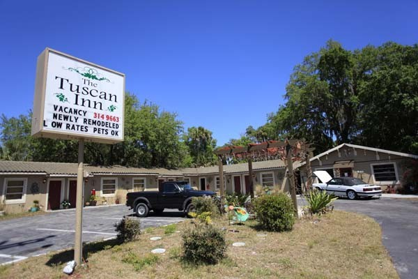Tuscan Inn New Smyrna Beach Florida