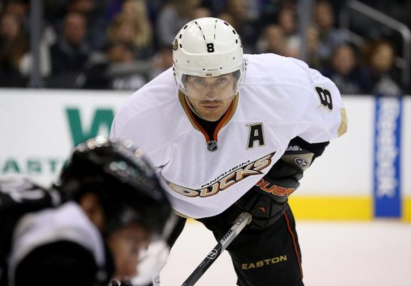 """This year, the depth we've had has been the key for us,"" Teemu Selanne says of the Ducks."