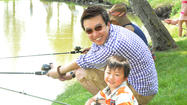 Go fish! The annual Kids' Fishing Derby from the Northbrook Park District returns to Wood Oaks Green Park on Saturday, May 18 from 10am to noon. Children can try to catch fish during the free family event at Lake Shermerville.