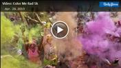 Video: Color Me Rad 5K in Newport News