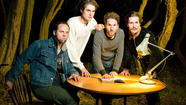 Stornoway Performs at the Yale Peabody Museum of Natural History on May 5