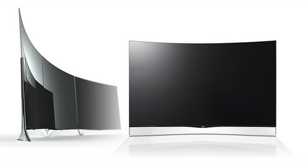 LG announced it has begun accepting pre-orders in South Korea for a new 55-inch curved OLED TV.