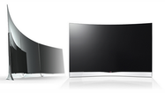 LG on Monday began taking pre-orders for a 55-inch curved OLED TV. The new display, which looks like a flat-screen TV but with a subtle, inward curve, is available for purchase by South Korean customers for $13,500. It will arrive for customers next month.