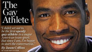 NBA center Jason Collins comes out as the first openly gay active male athlete in a major U.S. professional team sport in this week's issue of Sports Illustrated.